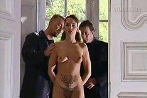 Безудержный секс в жопу с Пьером Вудманом